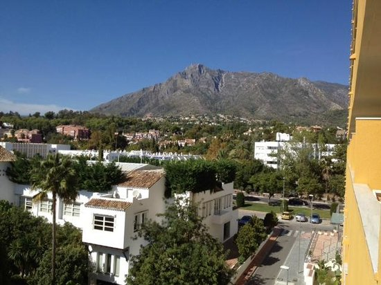 Senator Marbella Spa Hotel : View from room