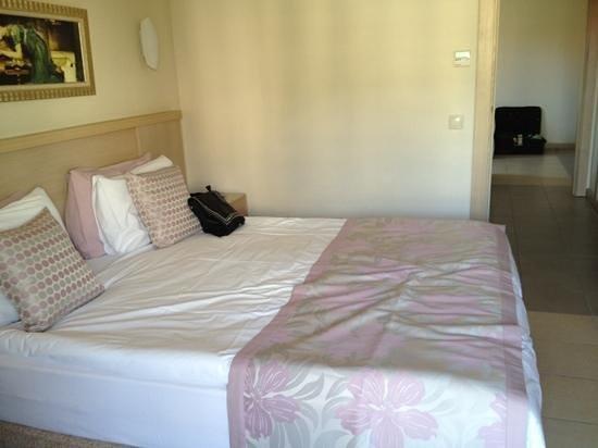 Can Garden Resort: Part of the bedroom