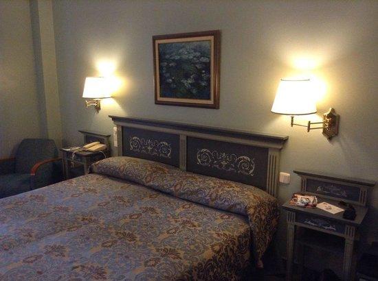 Palacio de los Velada: Habitación, clásica y cómoda