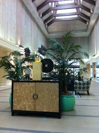 Doubletree by Hilton Orlando at SeaWorld: Lobby
