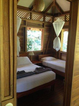 La Finca Chica: One of the bedrooms