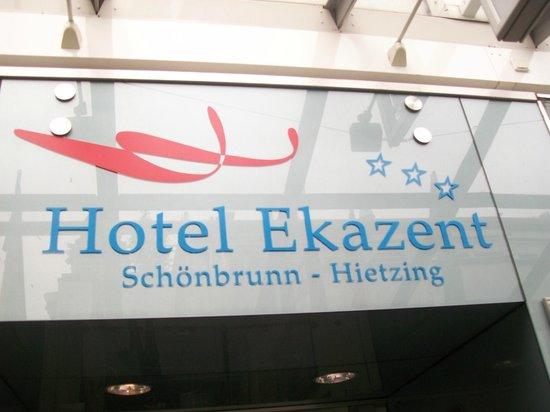 Hotel Ekazent: Entrata hotel
