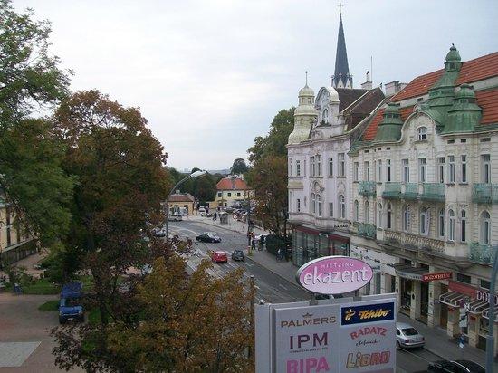 Hotel Ekazent: Panorama dalla finestra della mia camera *-*