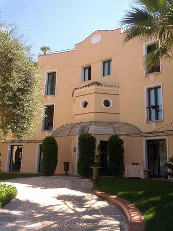 Hotel Arbatasar : ingresso