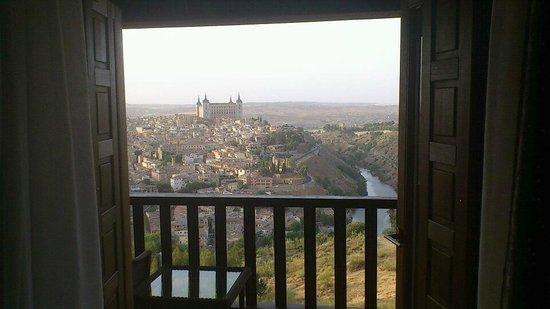 Parador de Toledo: Toledo desde la Habitación