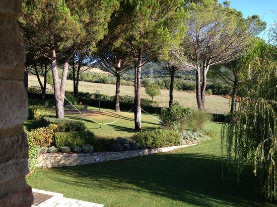 Cavarchino B&B : Garten (1)