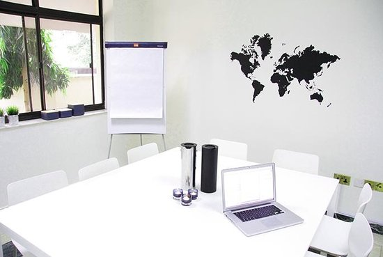 The Nordic Villa: We have meeting facilities with projector, high-speed wifi, flip chart and whiteboard