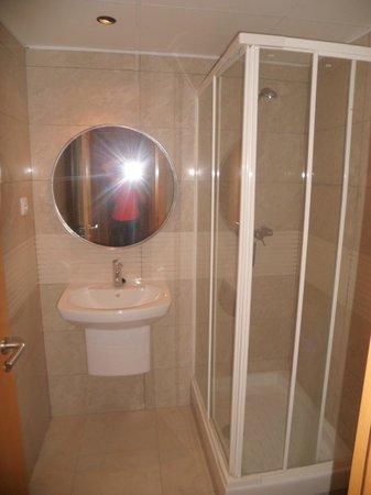 Ibersol Spa Aqquaria: baño