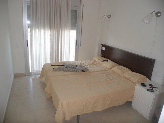 Ibersol Spa Aqquaria: Habitacion