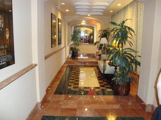 Hollywood Hotel : korridor