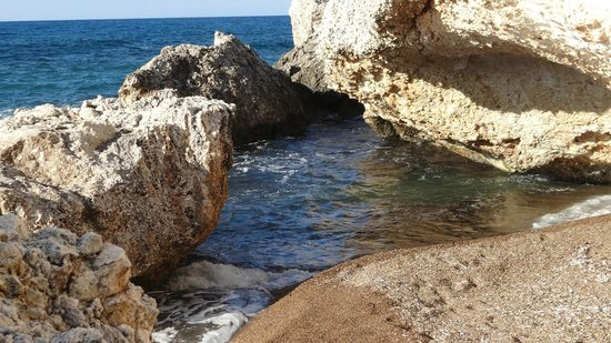 Latchi Beach: The beach close to Aphrodite Baths