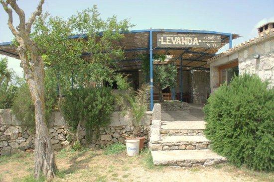 Vidikovac Levanda : Levanda restaurant