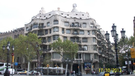 Hostal Martinval : La Pedrera