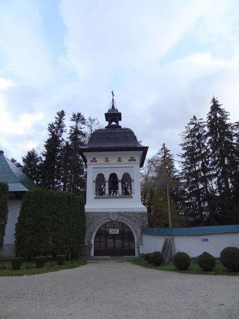 Sinaia Monastery: The Monastery in Sinaia