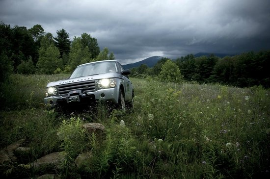 Land-Rover Experience Driving School照片