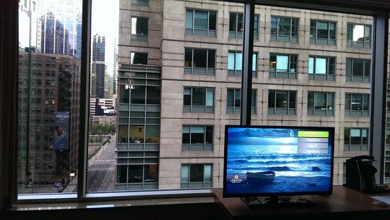 La Quinta Inn & Suites Chicago Downtown: The view