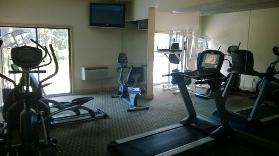 Best Western Plus Atlanta Airport-East: Fitness room