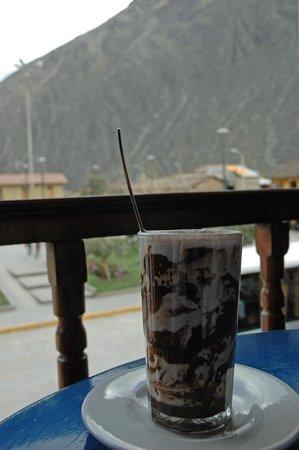Coffee Tree: Hot chocolate