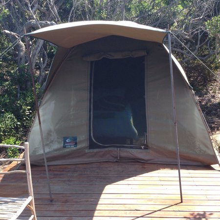 Dunes de Dovela eco-lodge: Tenda n 2
