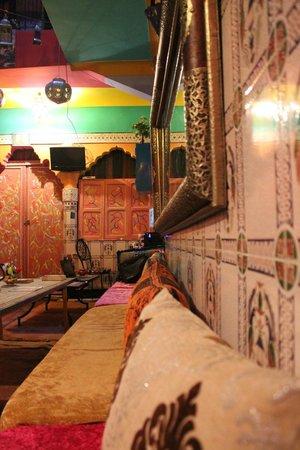 Hostel Waka Waka, Marrakech : lobby