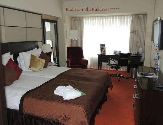 Radisson Blu Hotel Bucharest: Radisson Blu Bukarest
