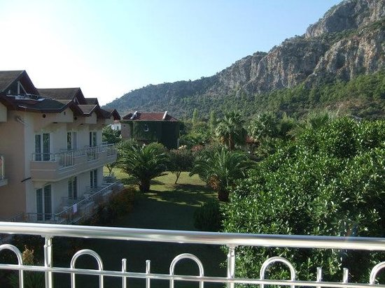 Hotel Keskin Dalyan: view from room