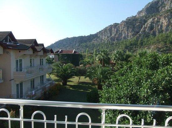 Hotel Keskin Dalyan: view from room