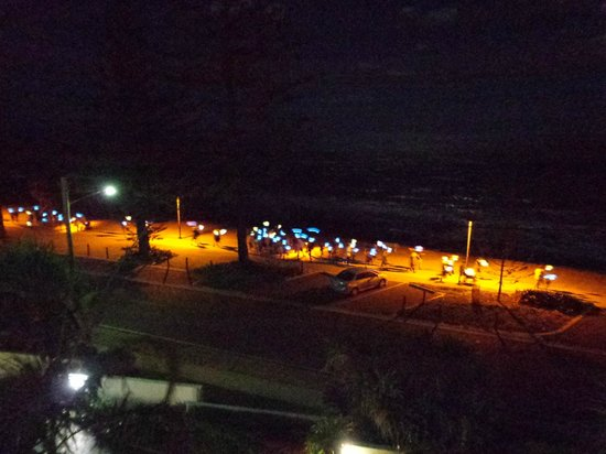 C Bargara Resort: night view
