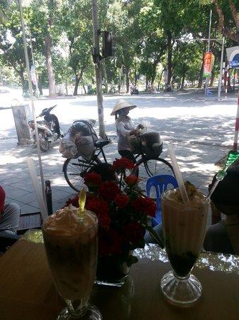 Quán cafe Kalina
