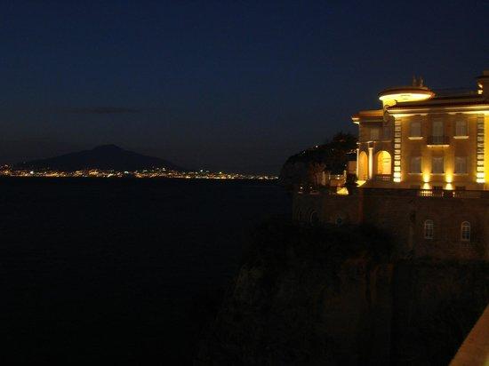 La Terrazza: Night-time view from La Terraza