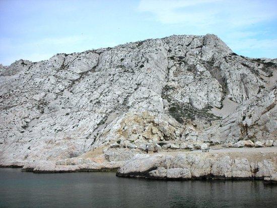 Isola di ratonneau parco naturale di frioul marsiglia for Marseille bouche du rhone