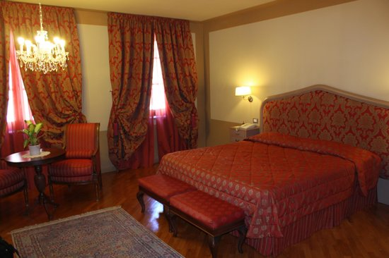 San Luca Palace Hotel : Guest room