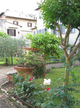 Sanctuary Firenze: Garden