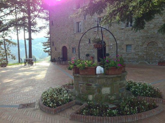 Coldimolino Country House : Ingresso Villa Nuti/Reception