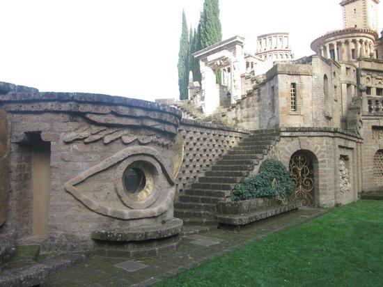 Montegabbione, Itália: La scarzuola
