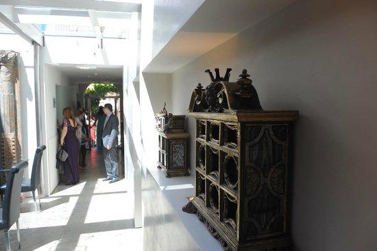 Ca' Nigra Lagoon Resort : sérénité entre luxe, modernité et objets anciens