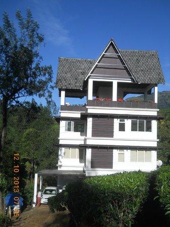 Gruenberg Tea Plantation Haus: Hotel