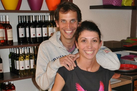 El Capillo : Les restaurateurs