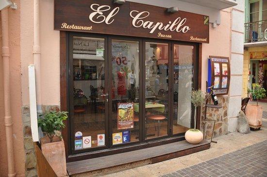 El Capillo : .