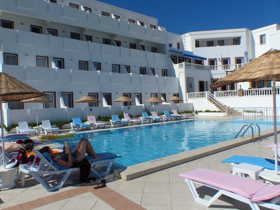 Dolce Bodrum Hotel and Beach club: Pool area