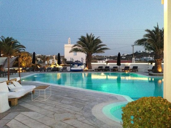 Andronikos Hotel: pool