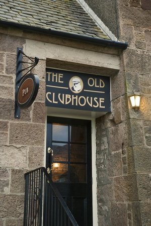 The Old Clubhouse : Entrance