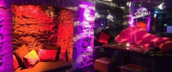 Kildare Street Hotel by theKeyCollection: Club Nassau