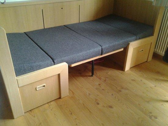 Hotel Messnerwirt: terzo letto