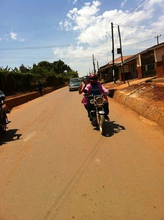 Kampala Boda Boda City Tours