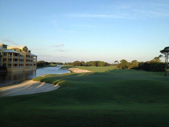 Kiva Dunes Golf Club : 18