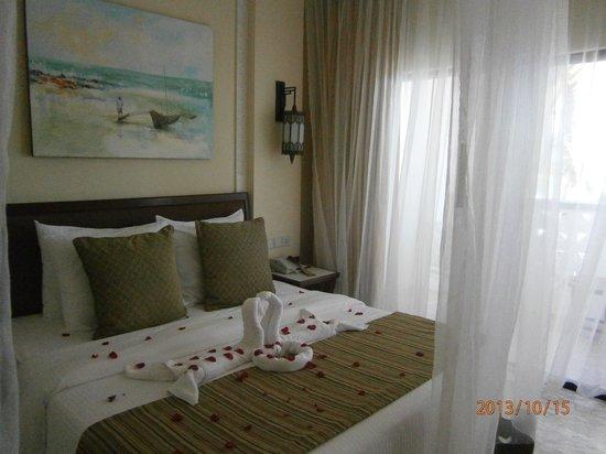 Sarova Whitesands Beach Resort & Spa: Room
