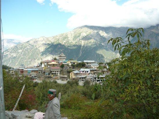 The Monk-Kalpa: village kalpa