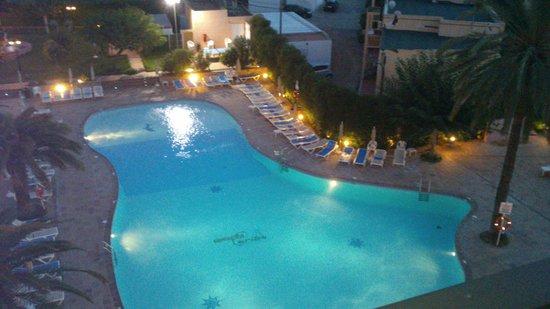 Caribe Ibiza Hotel: vista habitacion