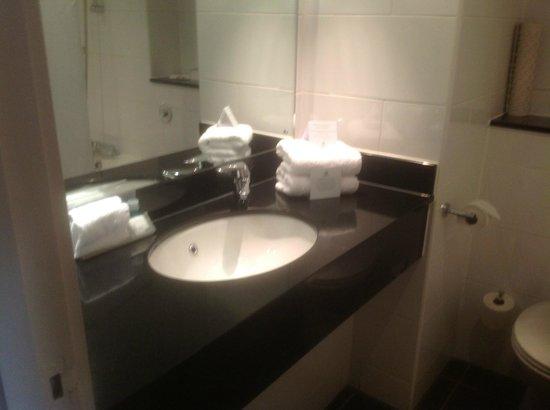 Holiday Inn: Bath vanity